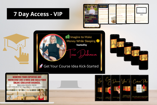 Get your Course Idea Kick-Started